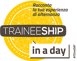 logo traineeshep in a day
